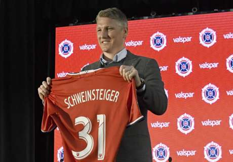 'Can Fire win the World Cup, Schweini?'