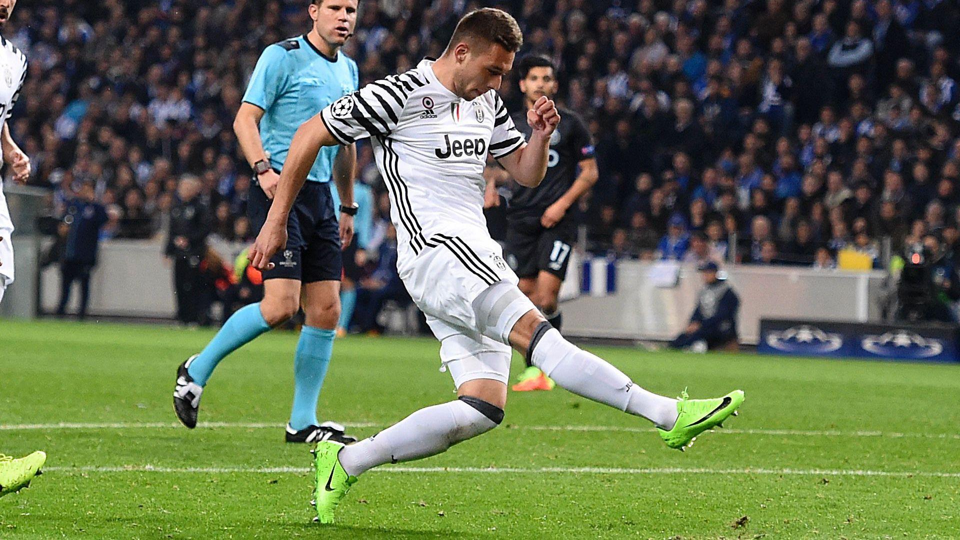 Marko Pjaca Porto Juventus Champions League