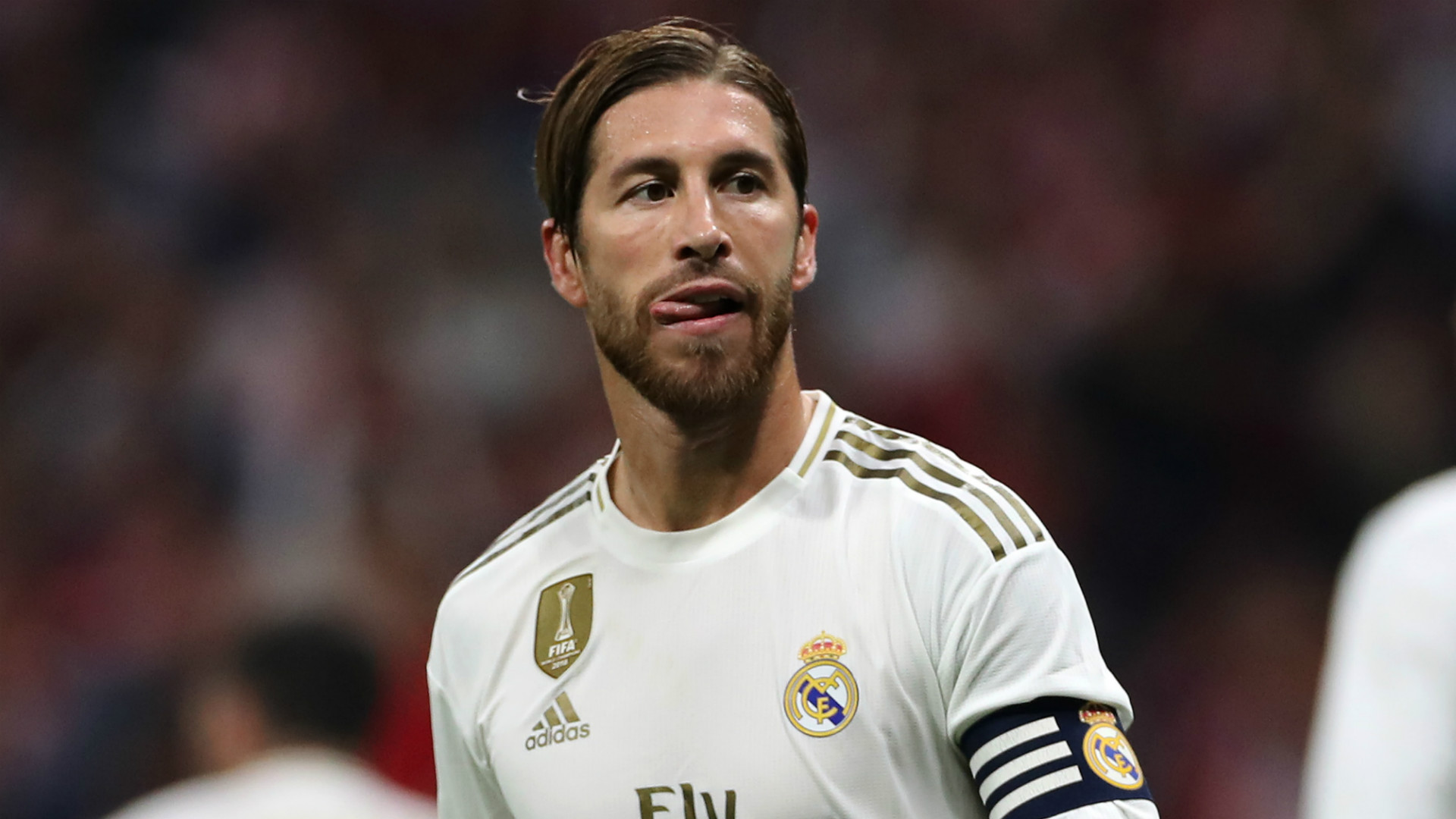 Real Madrid Ramos