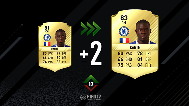 N'Golo Kante upgrade