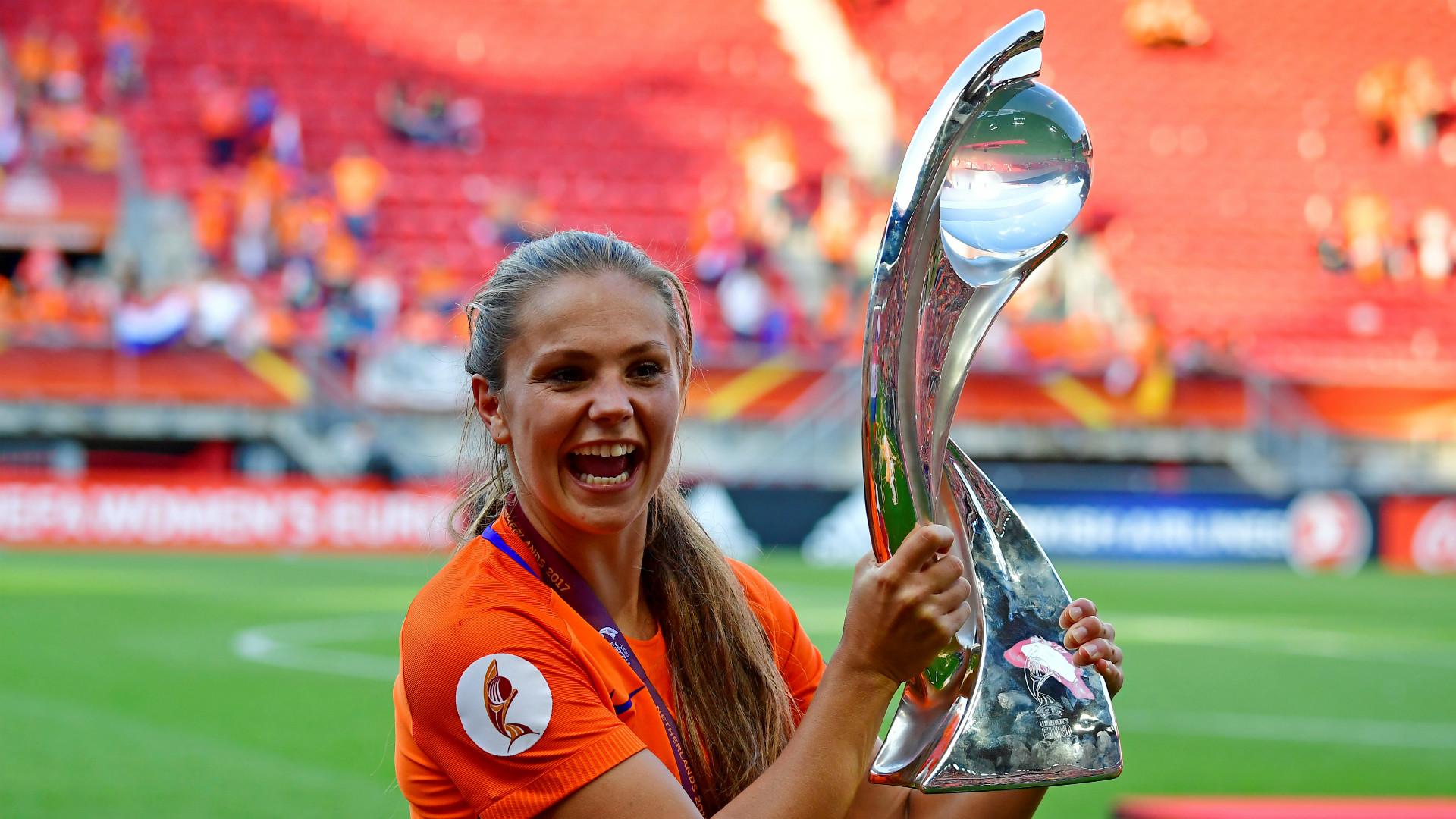 Lieke Martens Netherlands