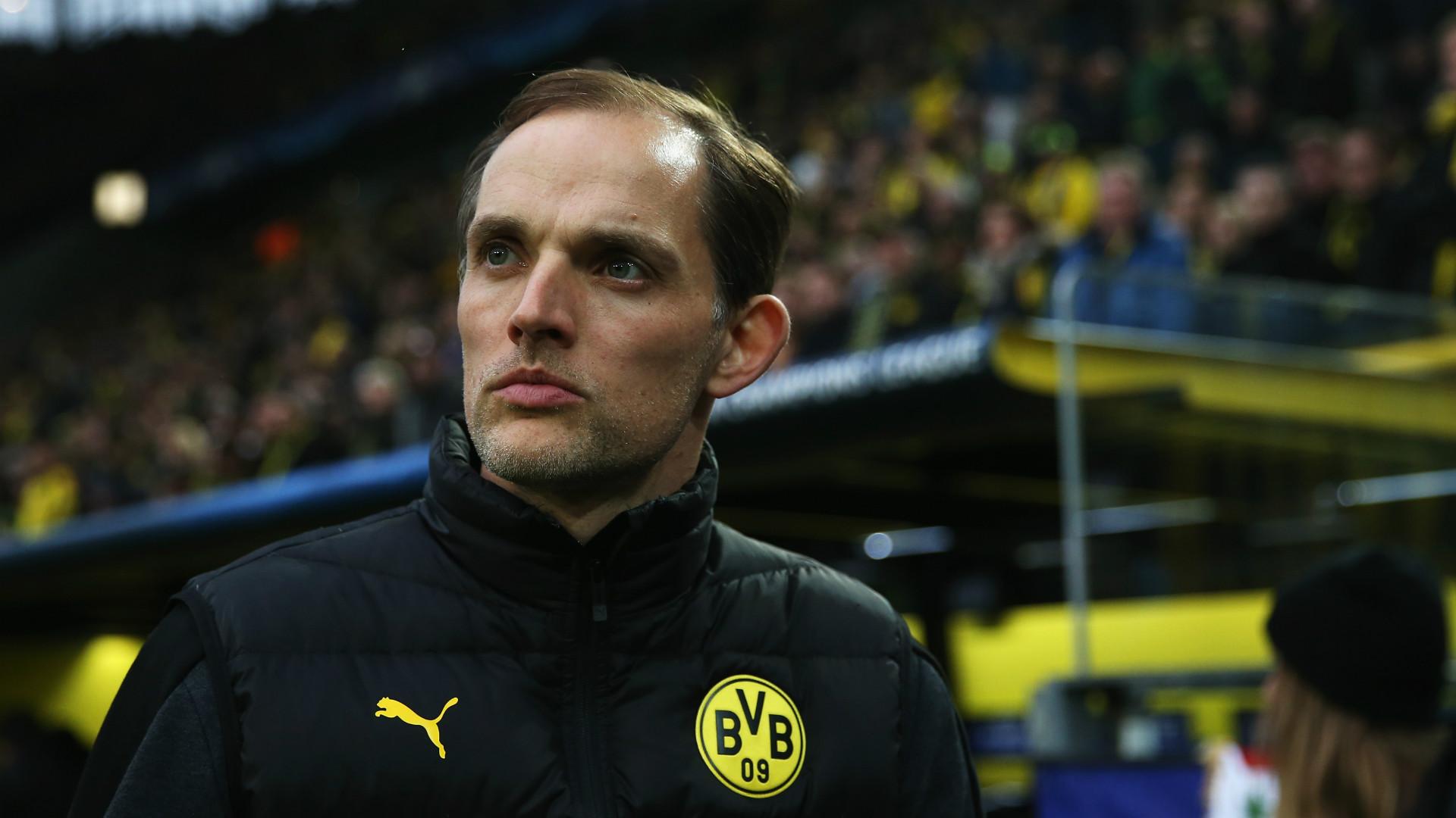 BVB trennt sich von Trainer Thomas Tuchel