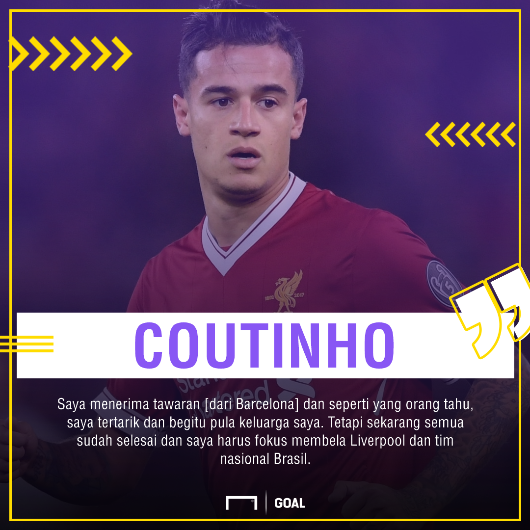 GFXID - Philippe Coutinho, Liverpool - Barcelona