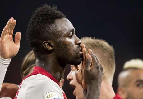 WATCH: Ajax ace's overhead kick!