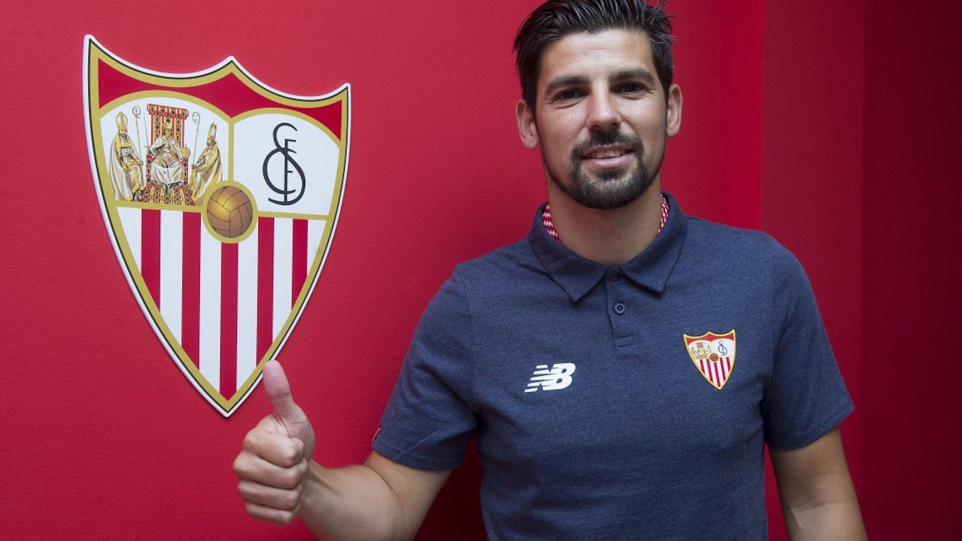 Nolito firma con el Sevilla por las tres próximas temporadas