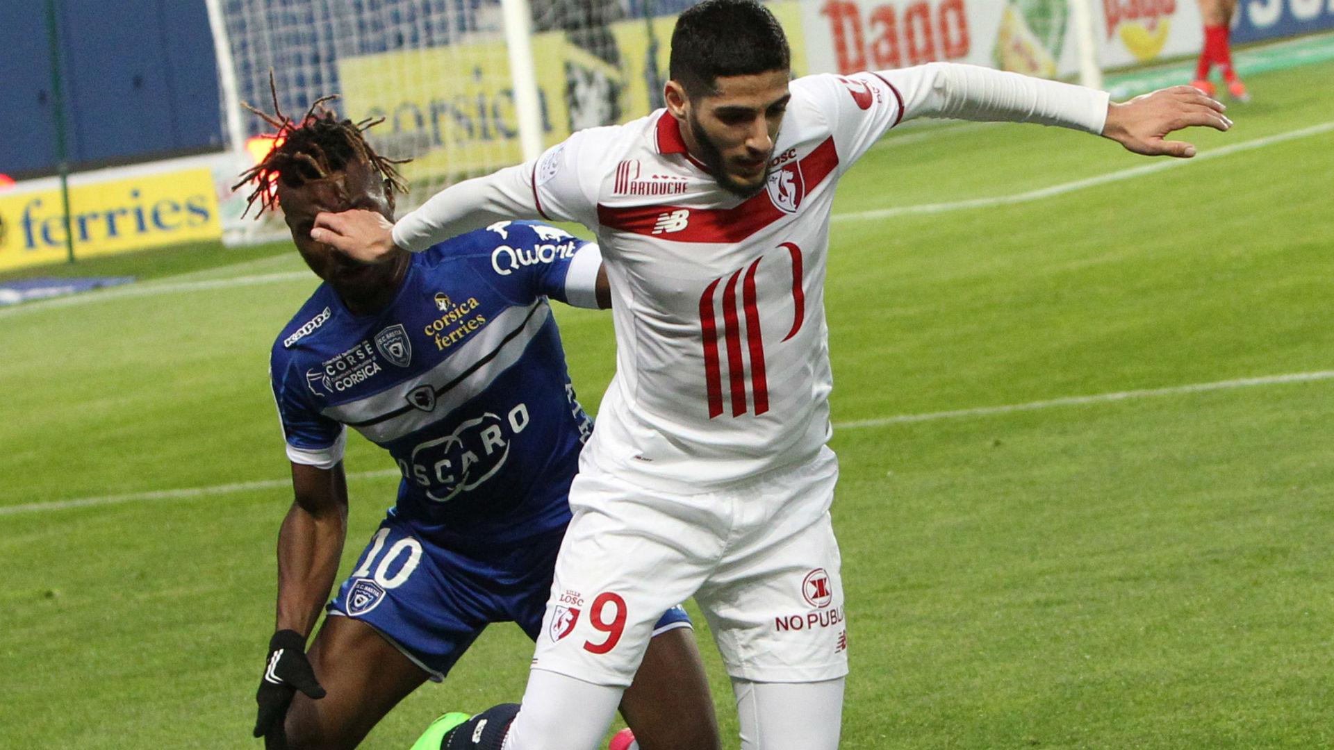 Ligue 1. Lille l'emporte à Bastia et se rapproche du maintien