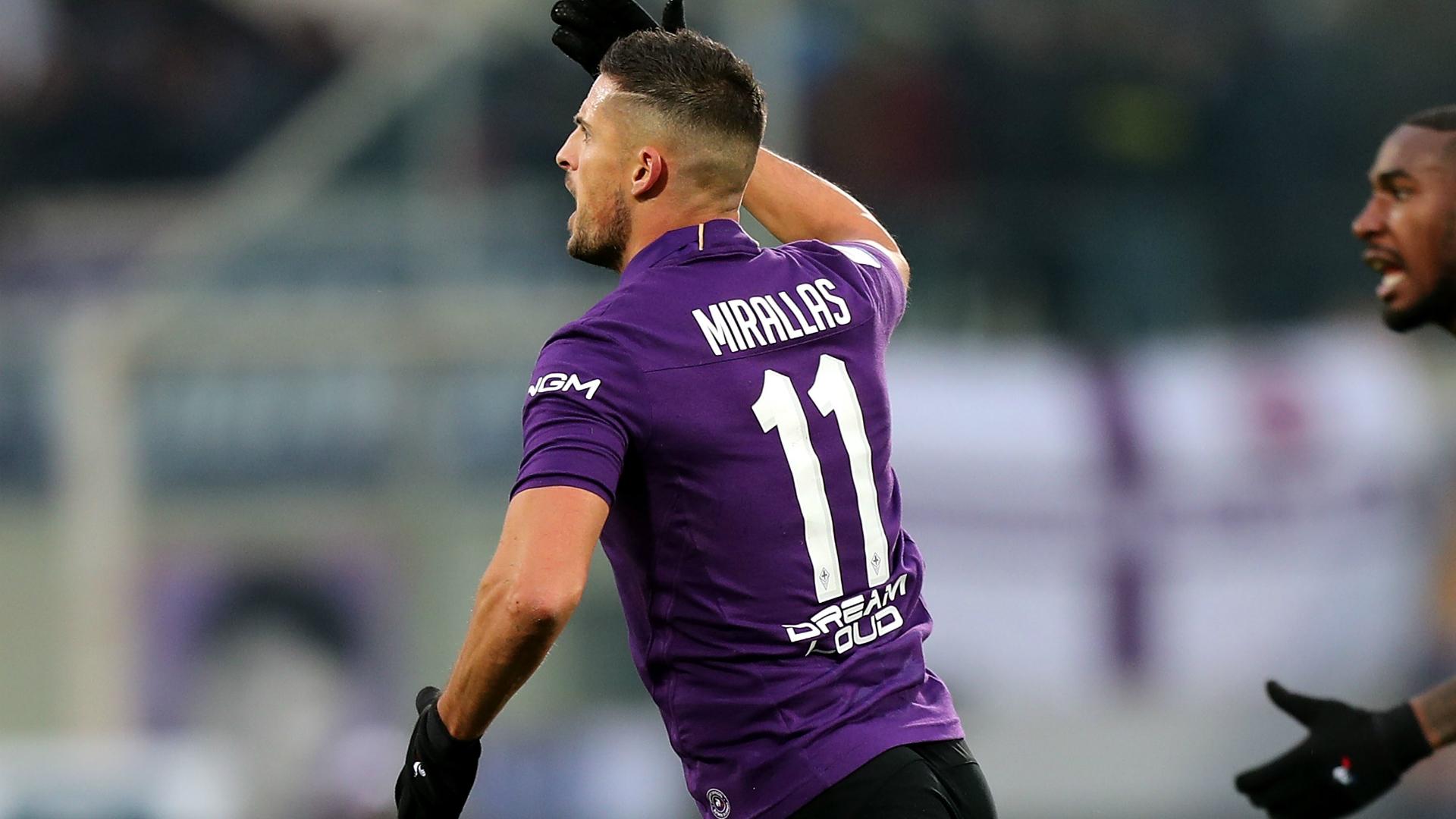 Mirallas torna in Belgio, addio Everton: ha firmato col Royal Antwerp