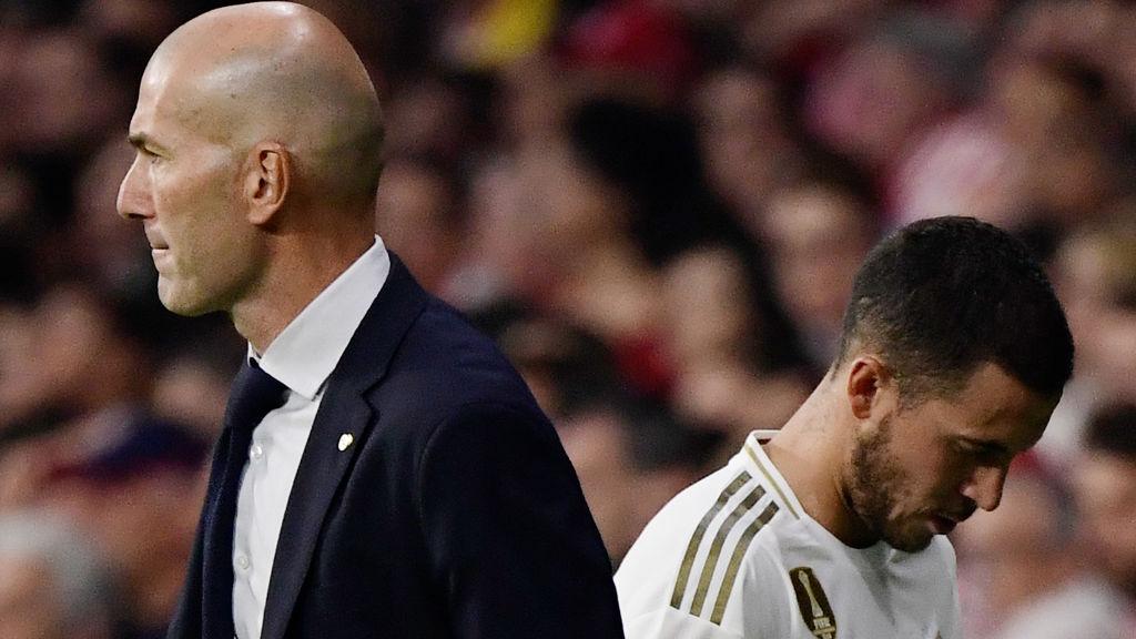"""Real Madrid - Zinédine Zidane : """"Ca me fait ch... pour les joueurs"""""""