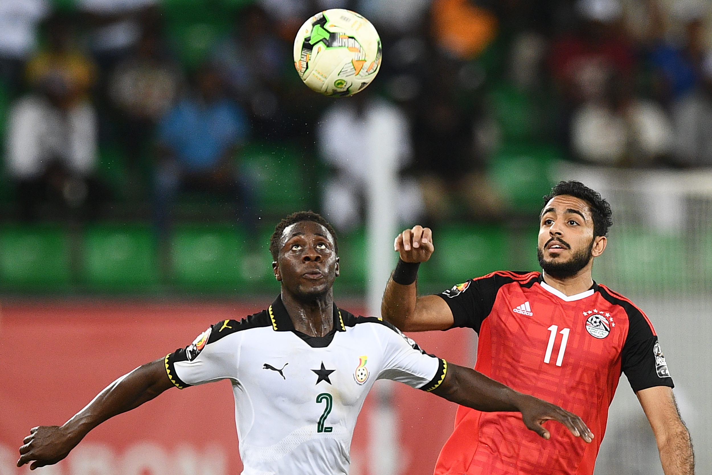 Egypt qualify for Africa Cup quarter-finals