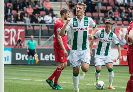 Groningen plaatst zich voor play-offs