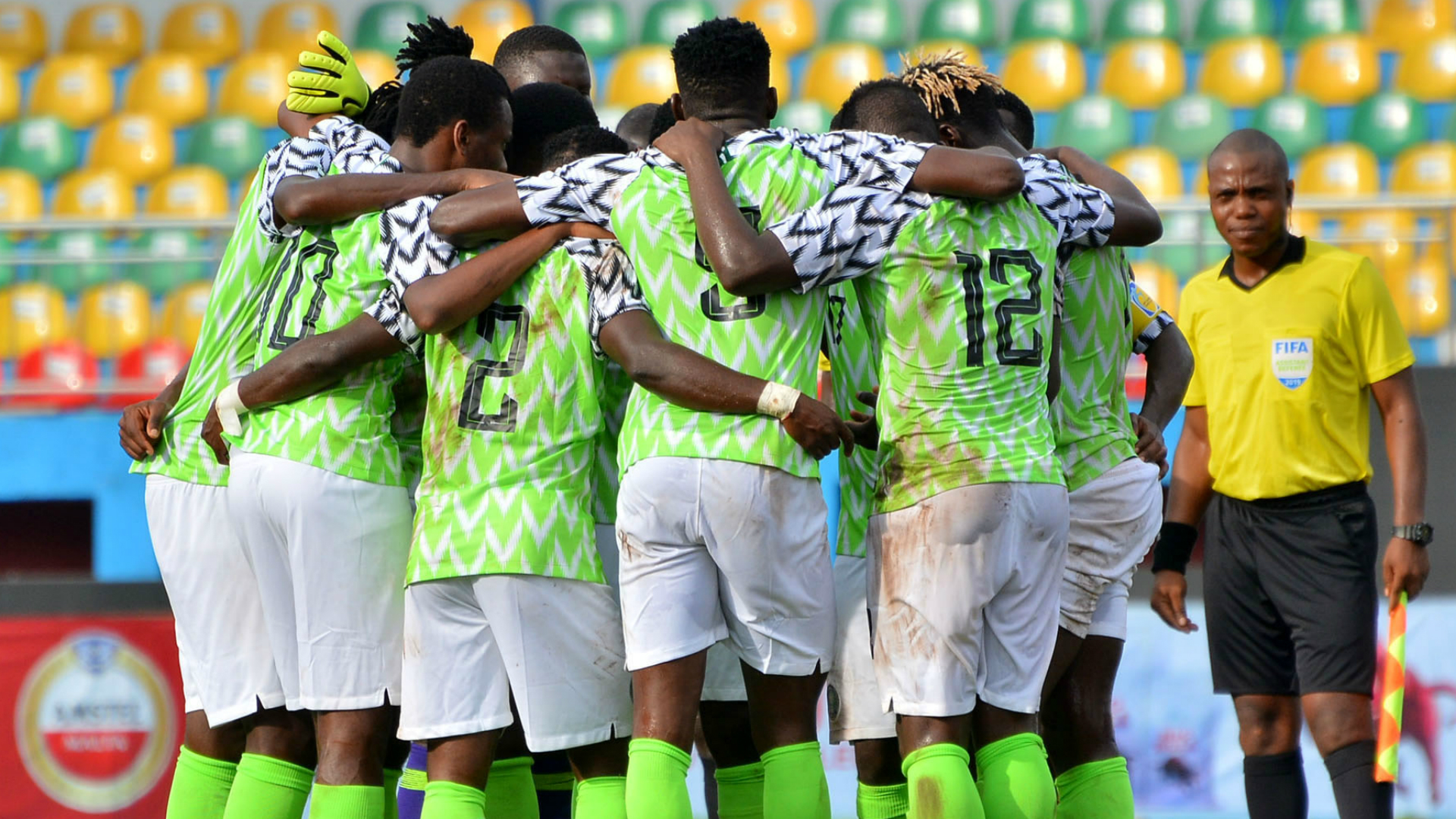Nigeria 0-1 Cote d'Ivoire: Olympic Eagles begin U23 Afcon title defence on losing note
