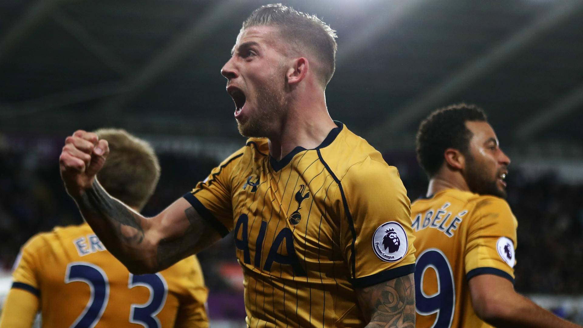 Toby Alderweireld Tottenham Premier League
