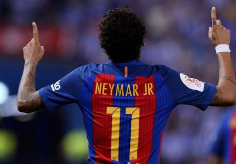Neymar Samai Rekor Puskas