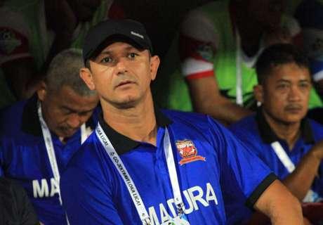 Gomes Uji Kebugaran Pemain Madura United