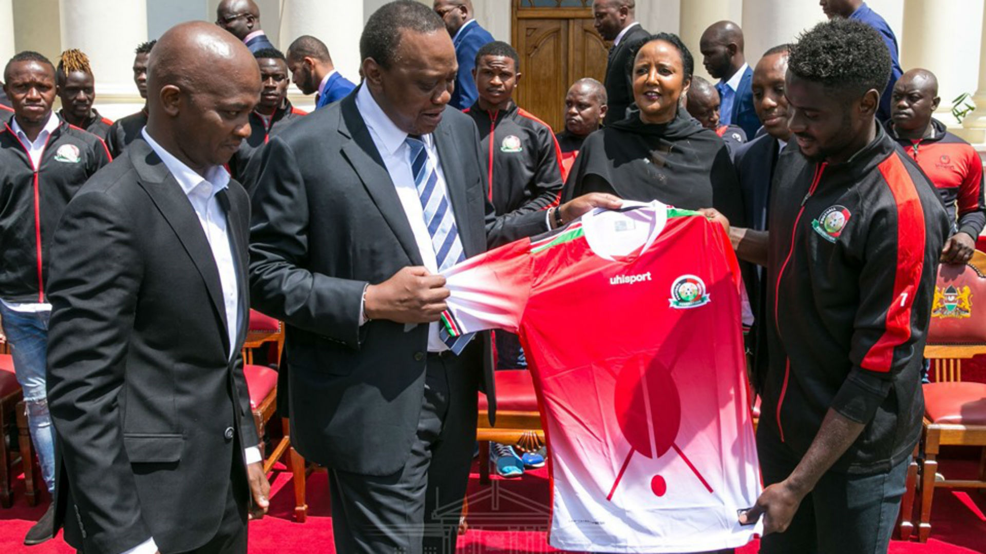 Afcon: I have a feeling Harambee Stars will win the cup, says Nick Mwendwa