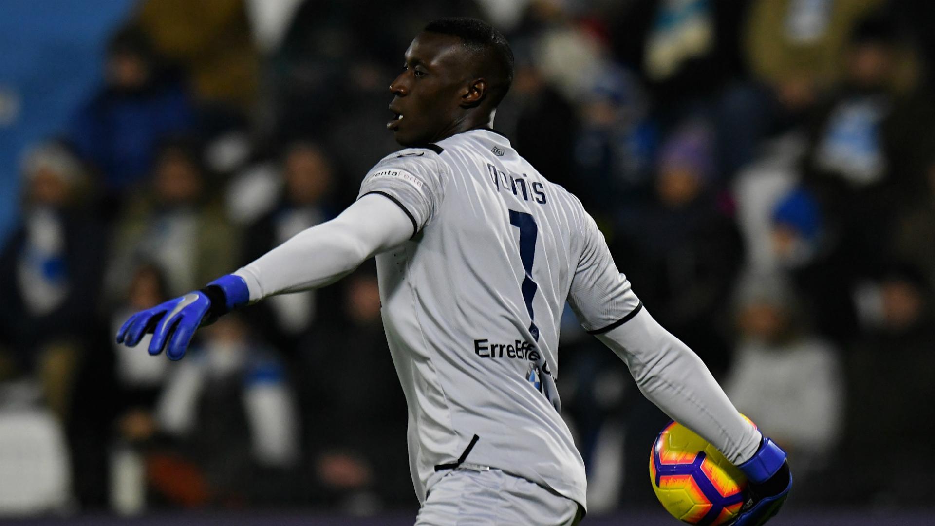 Alfred Gomis: Dijon sign Senegal goalkeeper from SPAL