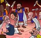 Karikatura dana