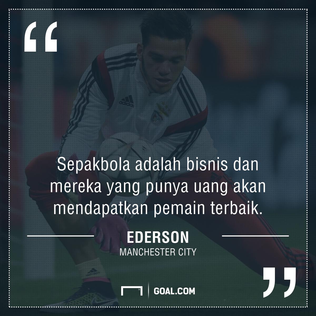 GFXID Ederson - Manchester City