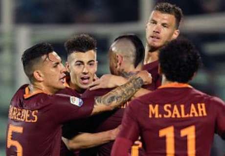 Serie A: Roma schießt Pescara ab