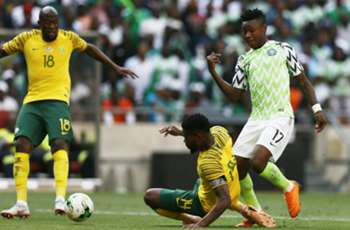 Afcon qualifying: Weekend's top five players