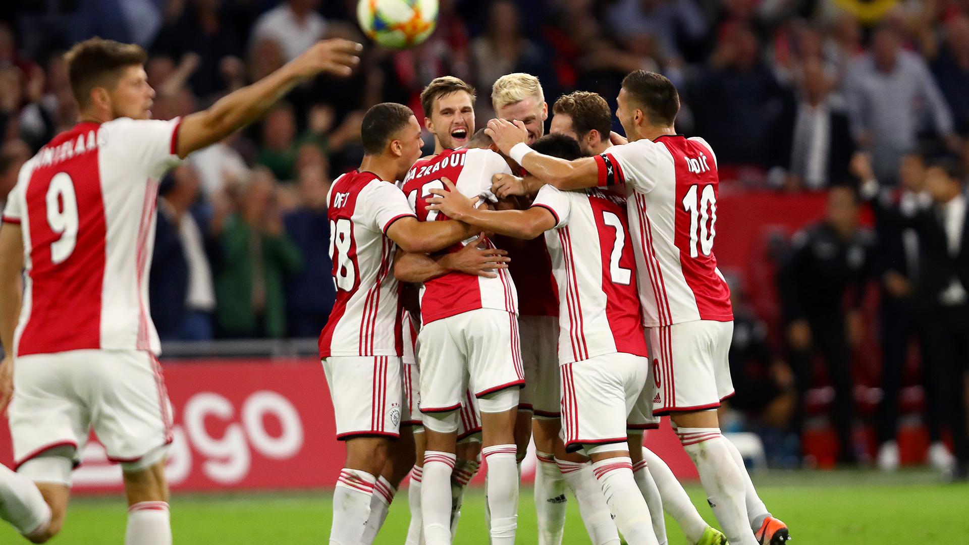 Ajax-Lille (3-0) - Le LOSC prend une gifle à Amsterdam