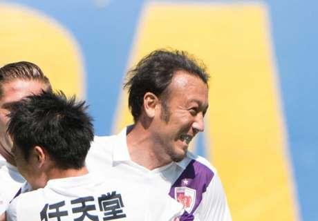 【動画】京都DF闘莉王が3試合連続ゴール!FW起用に応えて2戦ぶり白星に導く
