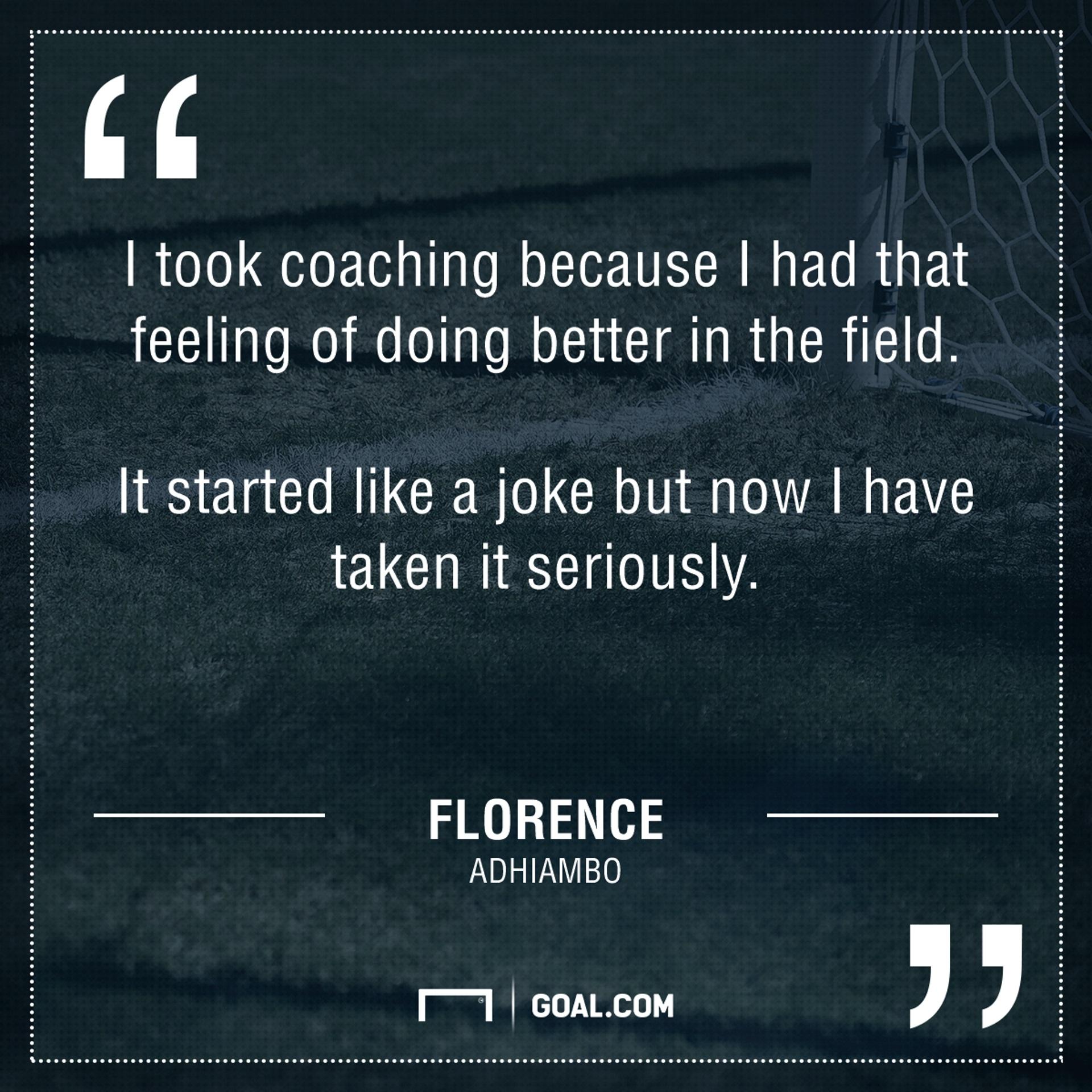 Florence Adhiambo PS