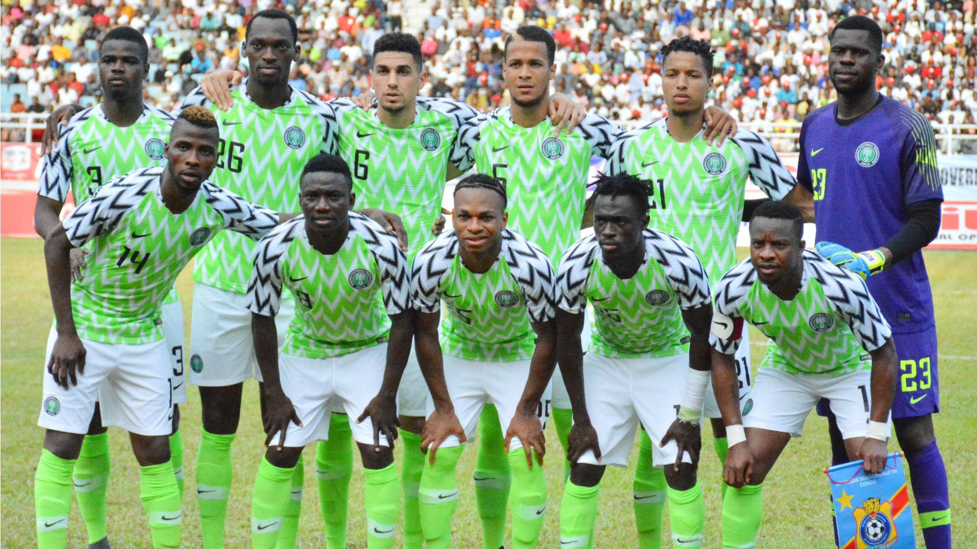 Nigeria National Football Team :: Live Soccer TV