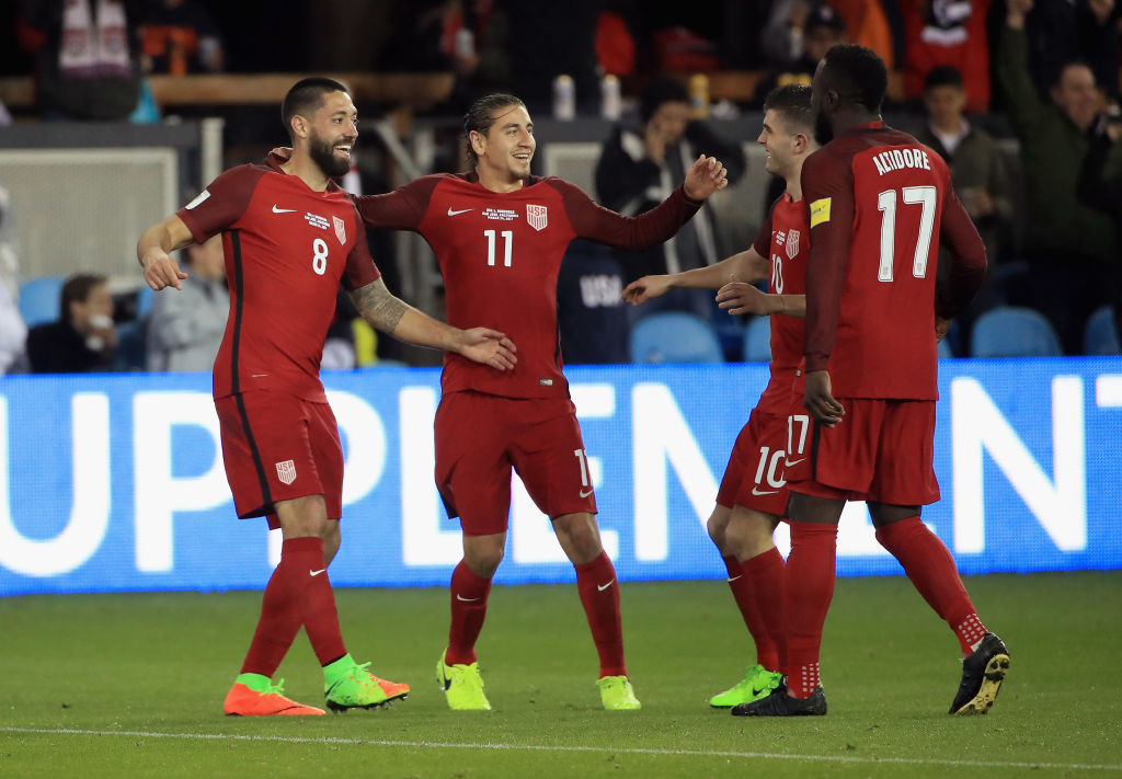 Johnson, Yedlin, Wood return to United States  lineup vs Venezuela