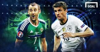 GFX Northern Ireland - Germany | Irlandia Utara - Jerman