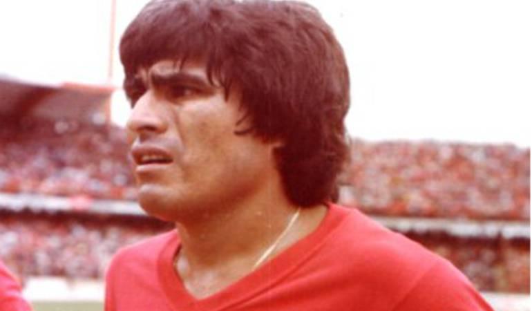 Jorge Ramón Cáceres América de Cali