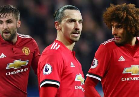 Who should stay or go at Man Utd?