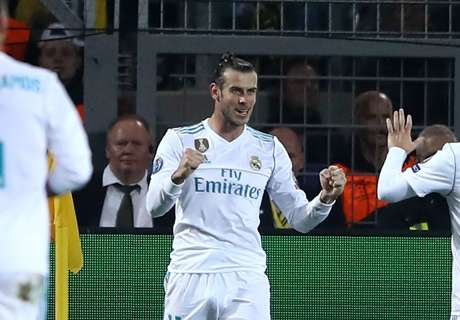 Time for Madrid fans to stop booing Bale