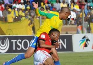 Thabo Nthethe netted for Mamelodi Sundowns from the spot-kick as his side drew 2-2 with Highlands Park in a PSL match at the Makhulong Stadium on Saturday. As a result, the Brazlians qualify for the 2018 Caf Champions League after finishing second on t...