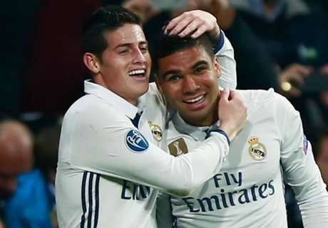 Casemiro sparkles in Real Madrid victory