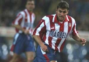 CHRISTIAN VIERI (Atletico Madrid) - 1997-1998