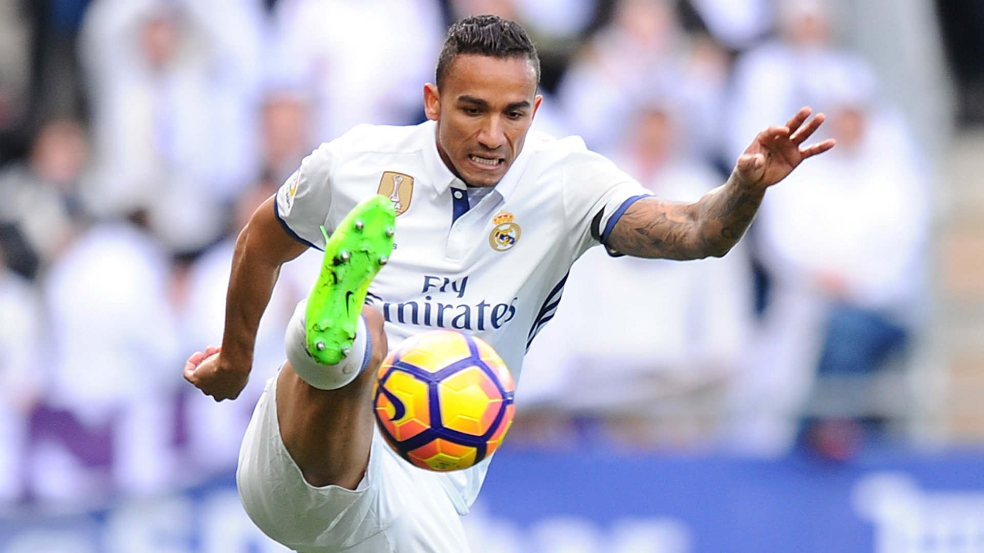 Danilo Real Madrid 2017