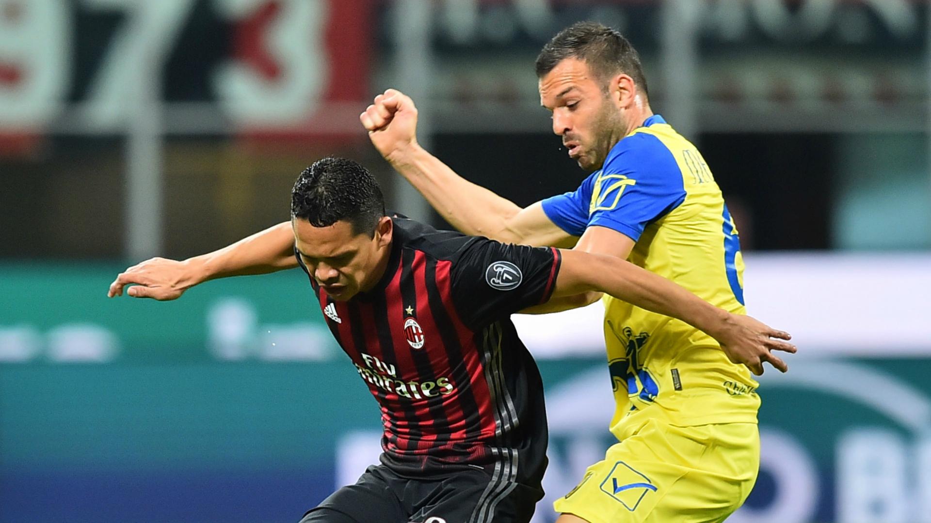 Serie A Chievo, per Meggiorini la stagione è finita