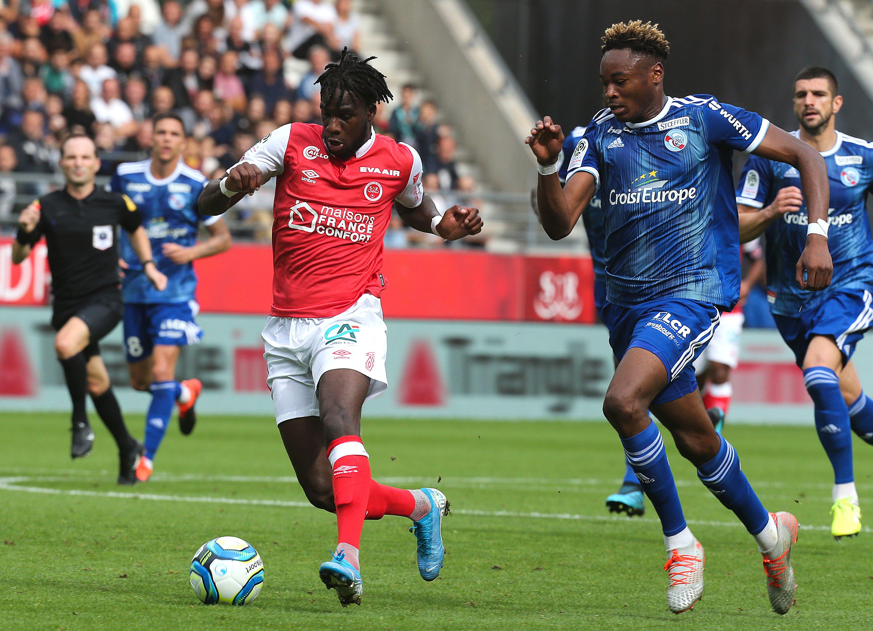 Reims-Strasbourg 0-0 : Reims et Strasbourg dos à dos