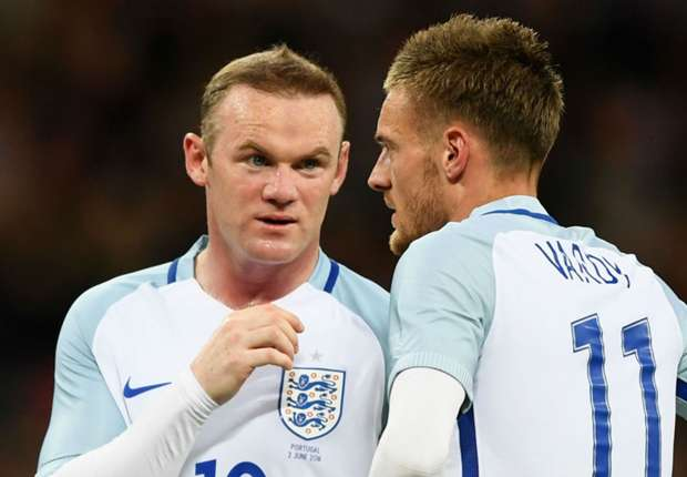 Rooney snubs Messi as Vardy gets one of his Best Player of the Year votes