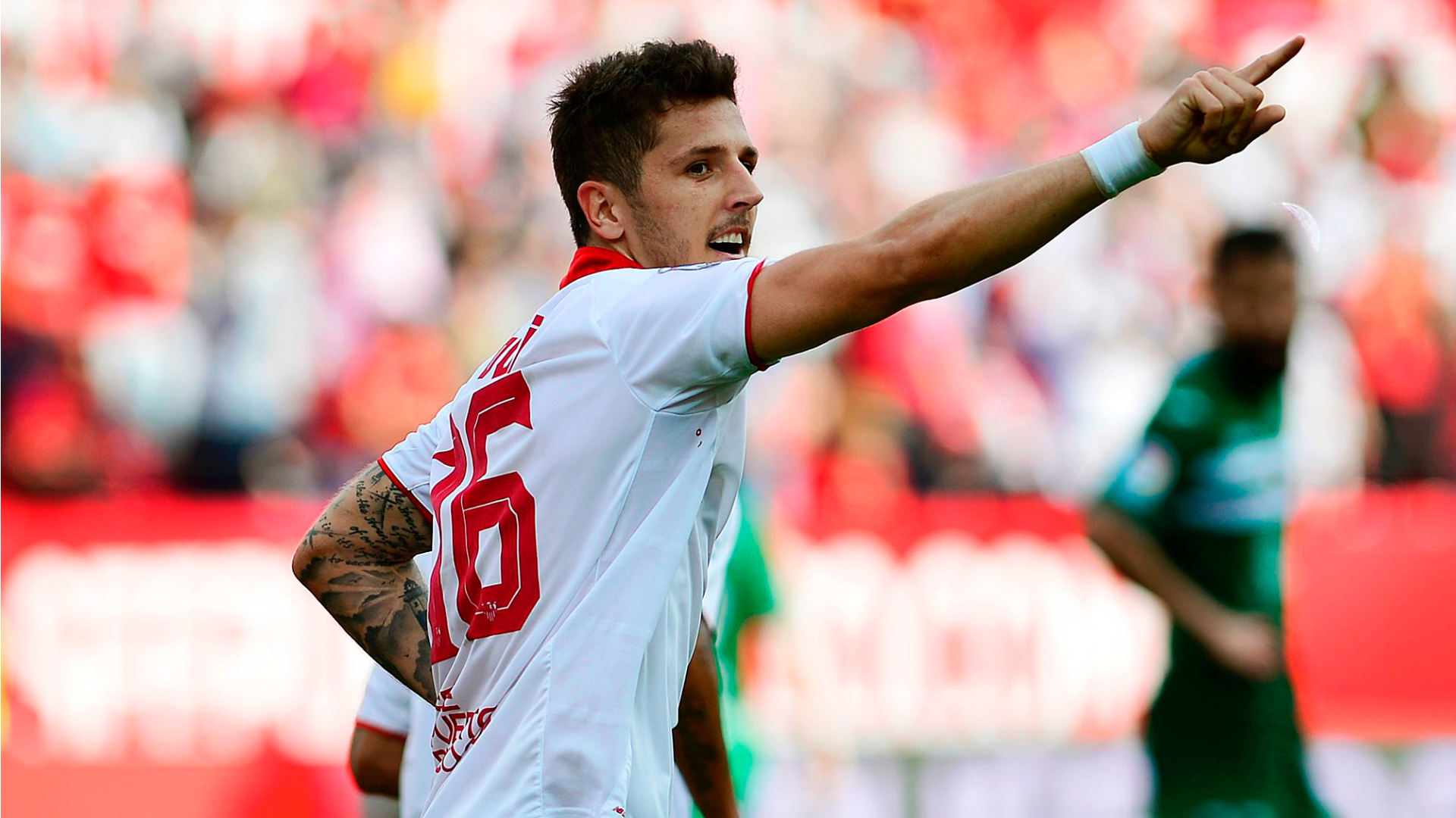 Transfer News Sevilla tar Stevan Jovetic Jesus Navas and