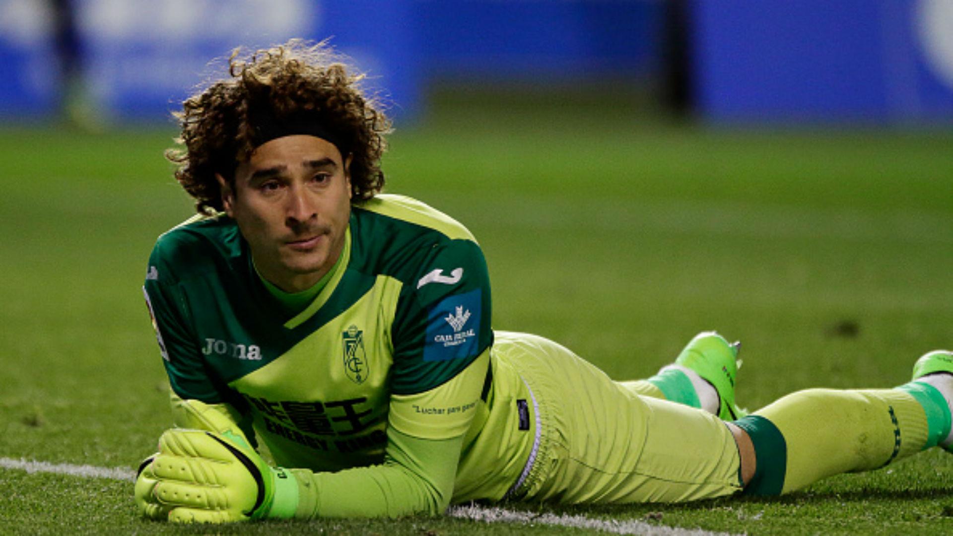 Granada sufrió goleada del Celta con error de Ochoa