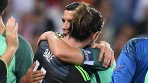 Cristiano Ronaldo; Gareth Bale