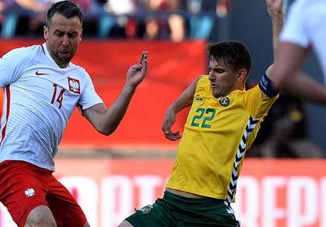 Test: Polen nur unentschieden
