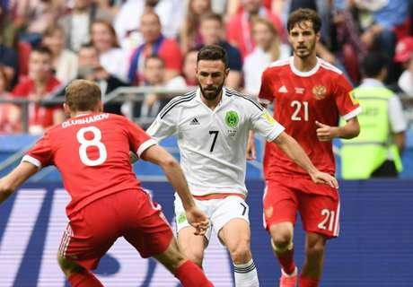 Russie 1-2 Mexique, le résumé