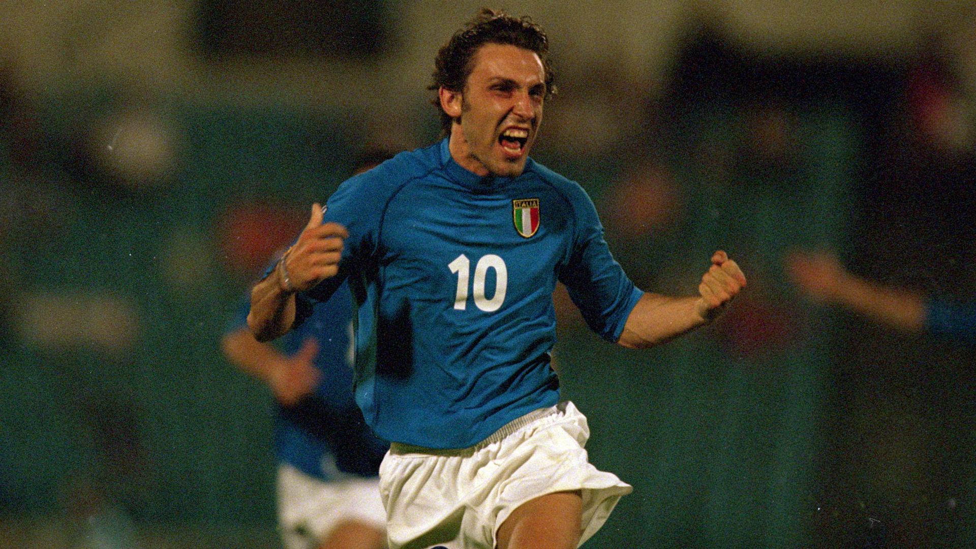 Andrea Pirlo European Under-21 Championships 2000 Italy