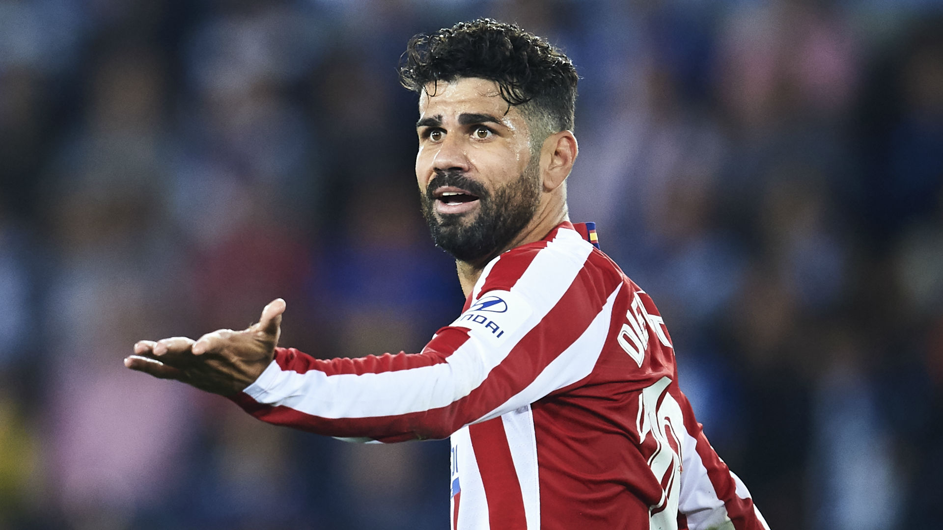 Atletico Madrid star Diego Costa ruled out for three months