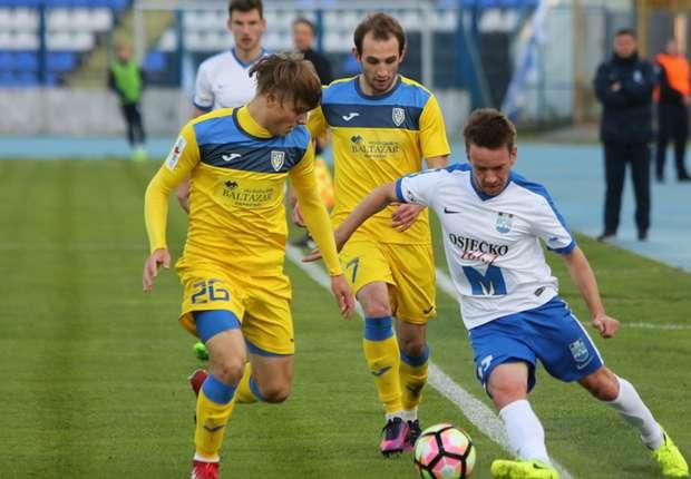 Dmitro Lopa nastavlja oduševljavati na hrvatskim prvoligaškim terenima
