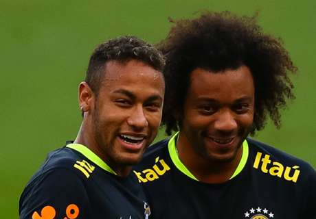 FIFA The Best: Ney e Marcelo na briga!!!