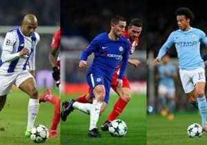 Die nächsten Achtelfinal-Duelle der Königsklasse stehen an. Goal zeigt Euch, welche Stars in der laufenden Champions-League-Saison am häufigsten ins Dribbling gehen. (Quelle: Opta-Daten)